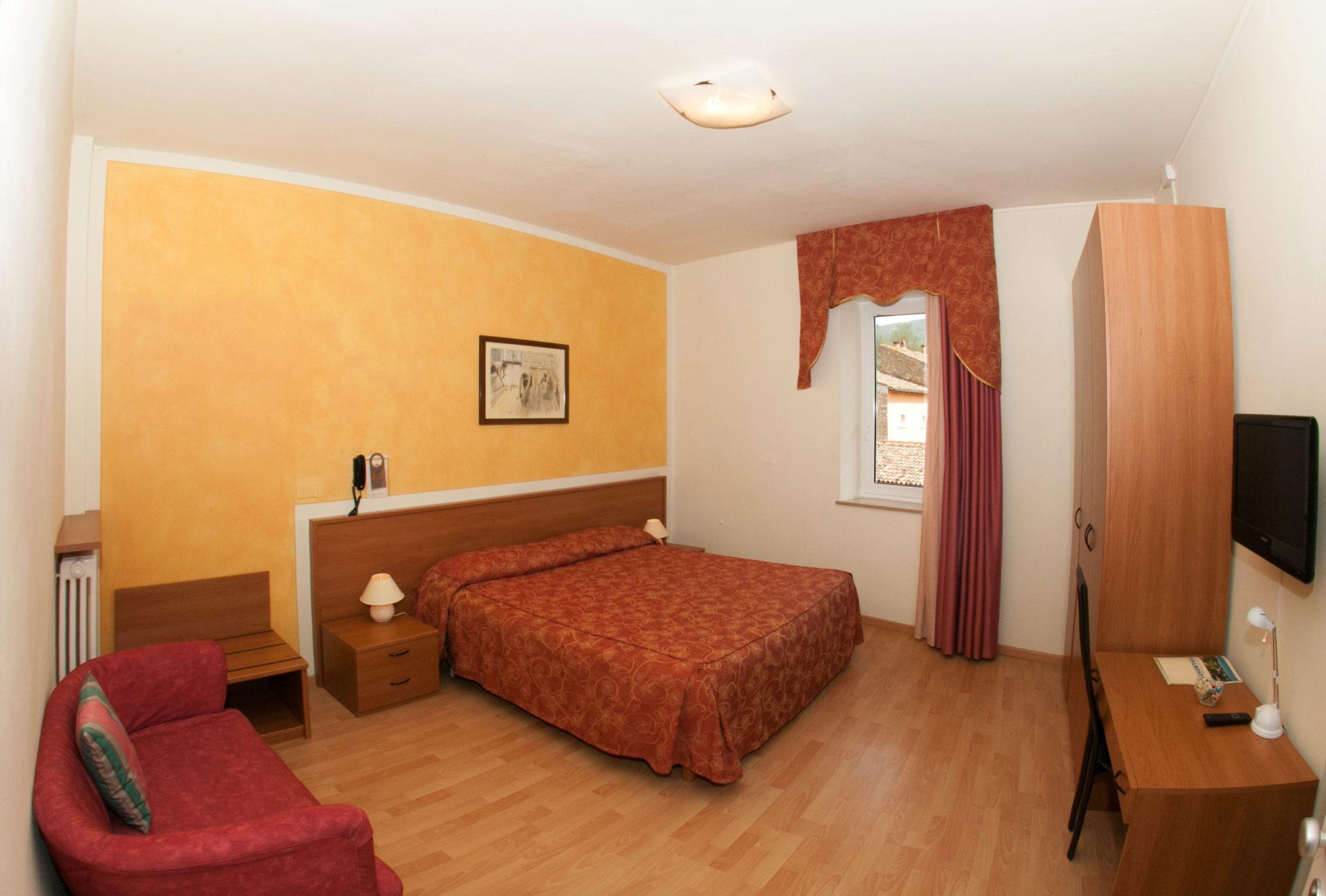 Doppelzimmer, Hotel*** Pinamonte, Costermano sul Garda, Lago di Garda, Gardasee, Verona, Veneto